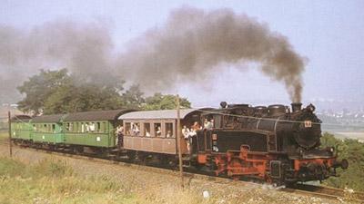 HC5 mit Zug