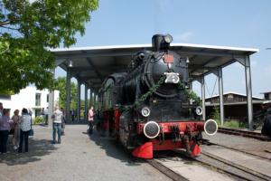 75ster Geburtstag der Lok HC 206