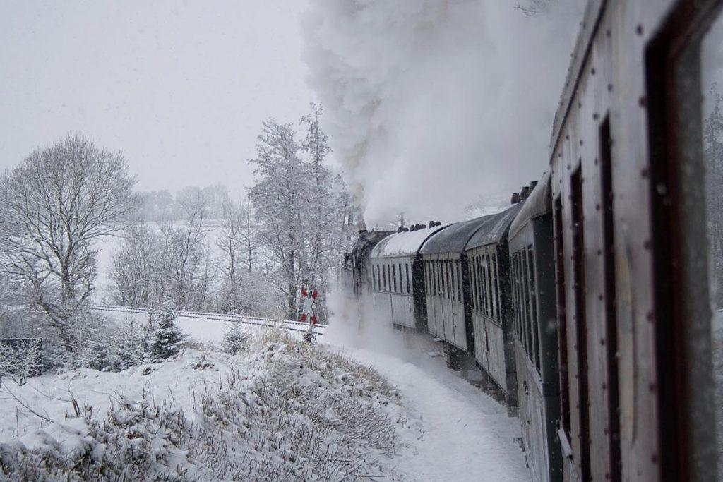 Nikolausfahrt mit dem Hessencourrrier 2017